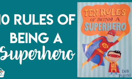 Ten Rules to Being a Superhero – Recalling Details