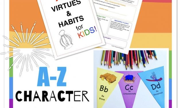 A-Z Virtues Book Club