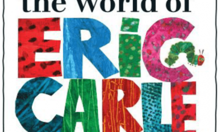 Eric Carle Calendar & Supplies – April 2018