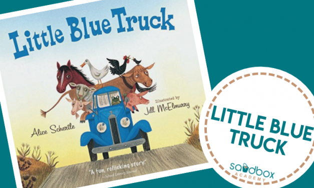 Little Blue Truck Reading Guide