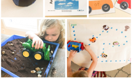 Transportation Preschool Activities