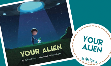 Your Alien – Space Focus Book