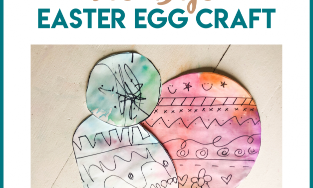 Easter Craft for Preschoolers